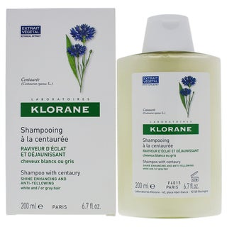 Klorane Silver Highlights 6.7-ounce Shampoo