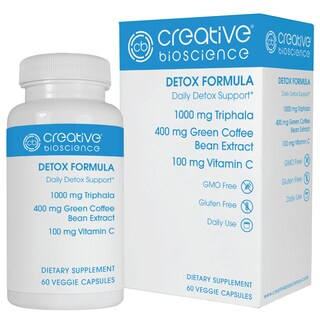 Creative Bioscience Detox Diet 1234 (60 Capsules)