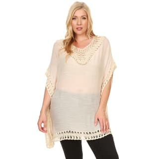 Beige Plus Sizes For Less | Overstock.com