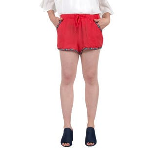 Xehar Women's Casual Sexy High Waist Shorts|https://ak1.ostkcdn.com/images/products/16052662/P22440794.jpg?impolicy=medium