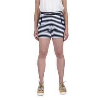 Xehar Women's Casual Striped Shorts|https://ak1.ostkcdn.com/images/products/16052840/P22440946.jpg?impolicy=medium