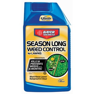 Bayer Advanced Season Long Weed Control for Lawn Concentrate, 24-Ounce