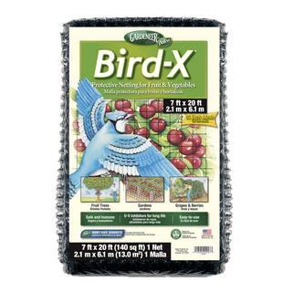 Gardeneer by Dalen Bird-X Netting - 7ft x 20ft|https://ak1.ostkcdn.com/images/products/16066680/P22453420.jpg?impolicy=medium