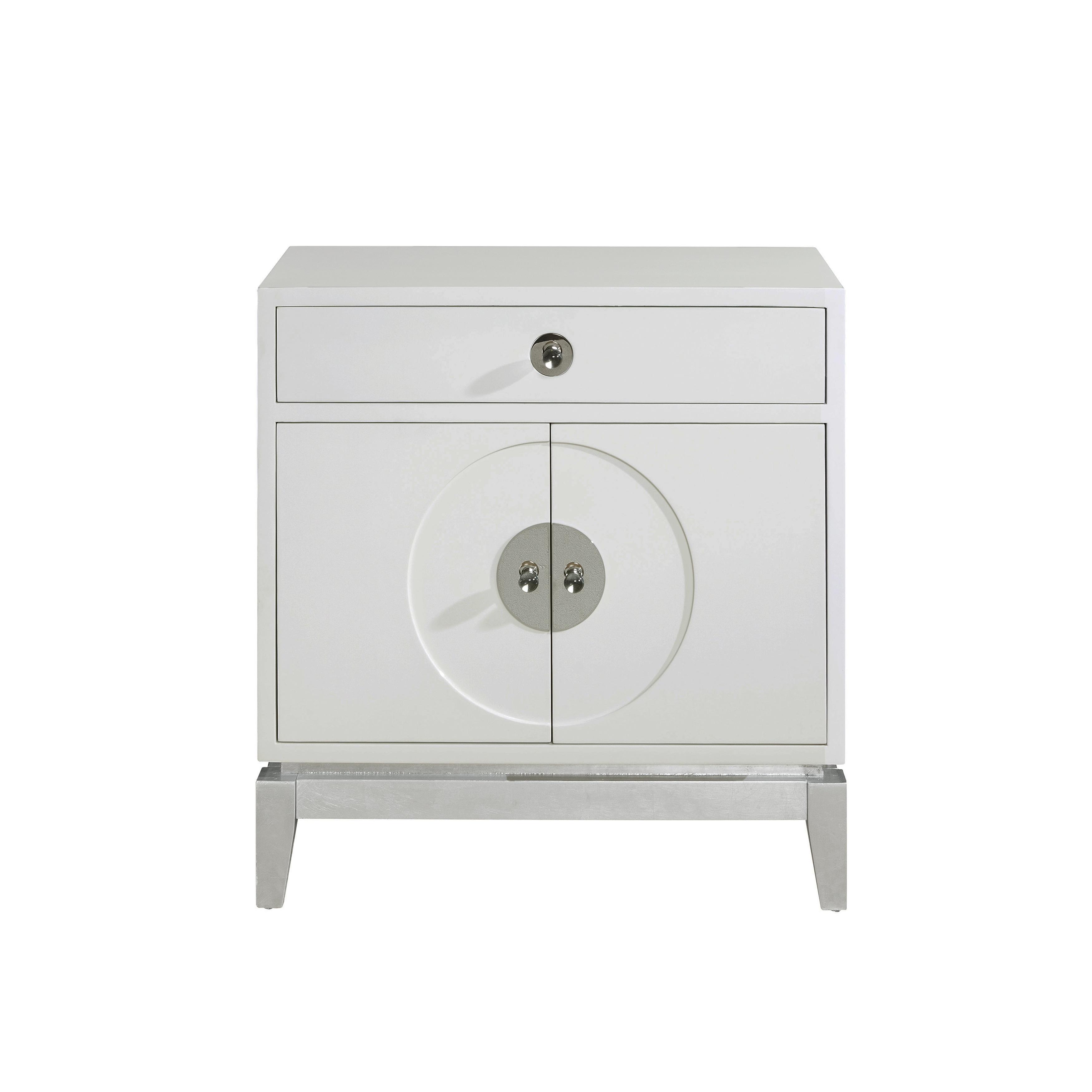 Pulaski Intuition Accent Cabinet (Color: White)
