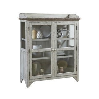 Nicole Accent Display Cabinet