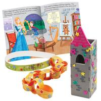 Educational Insights Once Upon a Craft Rapunzel