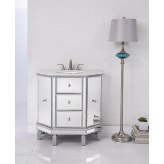 Elegant Lighting Nouveau 35 inch Single Bathroom Vanity