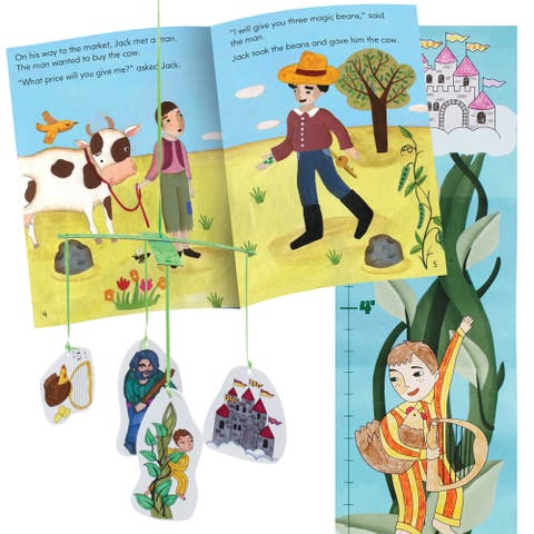 Educational Insights Once Upon a Craft Jack and the Beanstalk