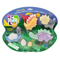 Educational Insights Playfoam Dino Pals Themed Set
