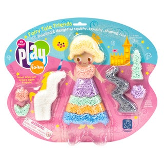 Educational Insights Playfoam Fairy Tale Friends Themed Set