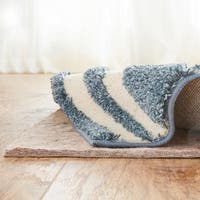 Mohawk Home Ultra Supreme Dual Surface Non-slip Grey Rug Pad