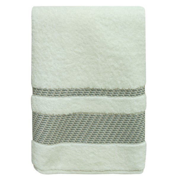 Peyton Towel Set by Bacova