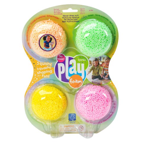 Educational Insights Playfoam Sparkle 4-Pack