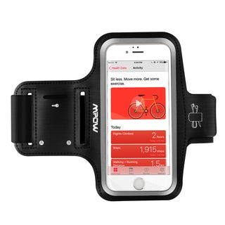 Mpow Running Sport Armband Case with Earphone and Key Holder for iPhone 7/6s/6 up to 5.1 inches