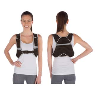 10 LB. Weighted Training Vest by Trademark Innovations|https://ak1.ostkcdn.com/images/products/16067234/P22453894.jpg?impolicy=medium