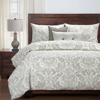Siscovers Parlour Drift Luxury Linen-blend Duvet and Comforter Set