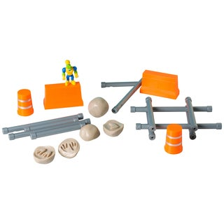Educational Insights Dino Construction Company— 20-Piece Build & Smash Set