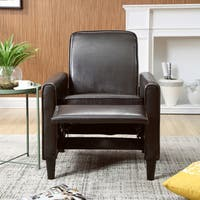Carson Carrington Knaben Push Back Recliner