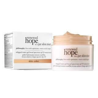 Philosophy Renewed 1-ounce Hope In A Jar Skin Tint SPF 20 6.5 Tan|https://ak1.ostkcdn.com/images/products/16068665/P22455108.jpg?impolicy=medium