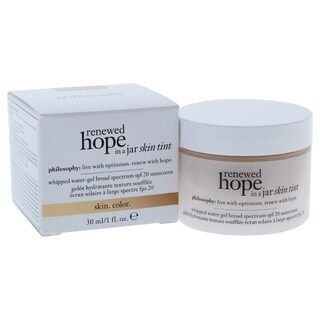 Philosophy Renewed 1-ounce Hope In A Jar Skin Tint SPF 20 5.5 Beige