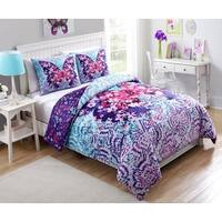 VCNY Fly Free 3-piece Comforter Set