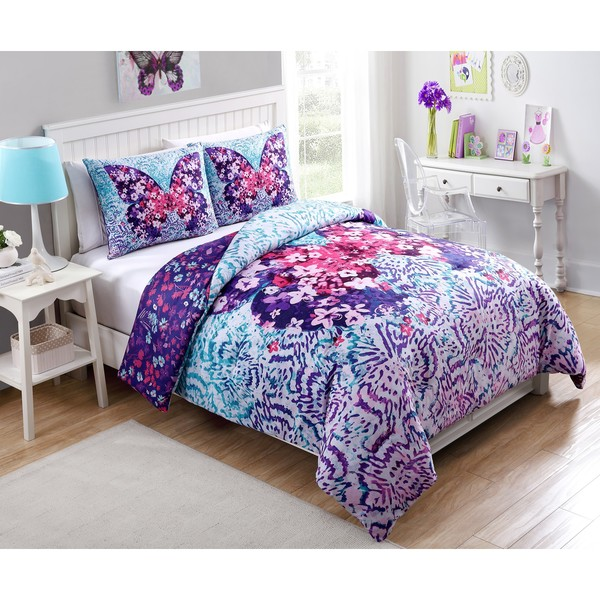 VCNY Fly Free 3-piece Comforter Set
