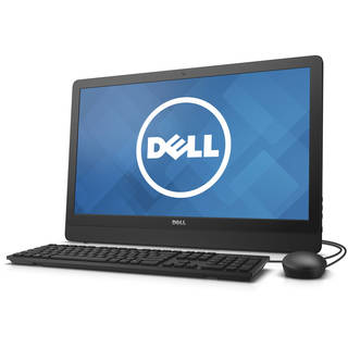Dell Inspiron 20 3000 3043 All-in-One Desktop PC - Intel Celeron N2840 2.5GHz 4GB, 500GB, Windows 10 Pro