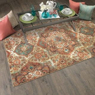 Link to Mohawk Home Cashmire Area Rug Similar Items in Rugs