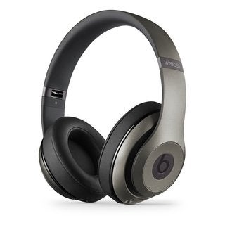 Beats by Dr. Dre Studio 2.0 Wireless Over-the-Ear Headphones - Titanium
