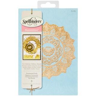 Spellbinders Nestabilities Dies-Ornamental Doily