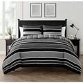 VCNY Home Baxter Reversible 3-piece Comforter Set