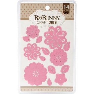 BoBunny Essentials Dies-Perfect Petals