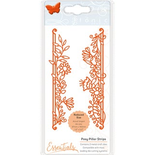 Tonic Studios Fanciful Floral Die-Posy Pillars