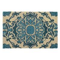 Kosas Home Greyson 24x36 Coir Fiber Doormat