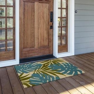 Kosas Home Quincy 24x36 Coir Fiber Doormat