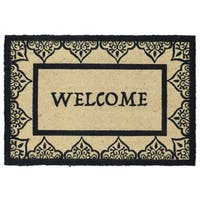 Kosas Home Brady 24x36 Coir Fiber Doormat