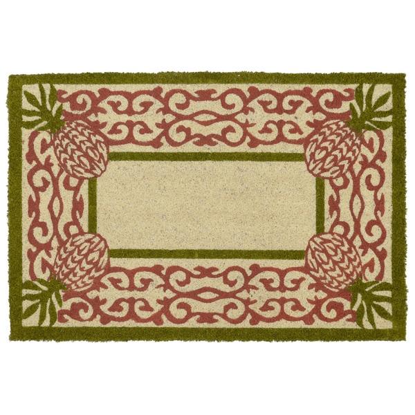 Kosas Home Harold 24x36 Coir Fiber Doormat