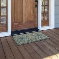 Kosas Home Kai Coir 18x30 Fiber Doormat