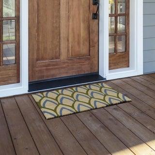 Kosas Home Harker 18x30 Coir Fiber Doormat