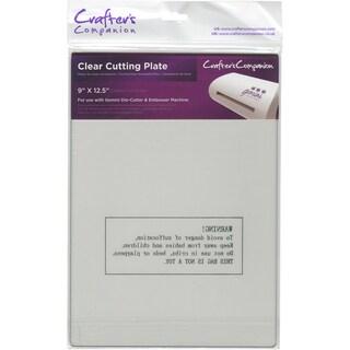 """Gemini Cutting Plate-Clear 9""""X12.5"""""""