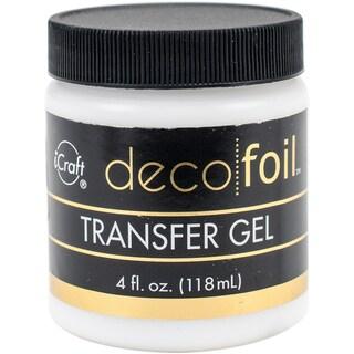 iCraft Deco Foil Transfer Gel 4Fl Oz-