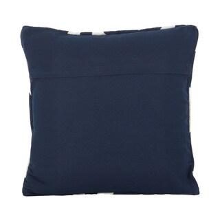 Kilim Turkish Design Pattern Cotton Down Filled Throw Pillow