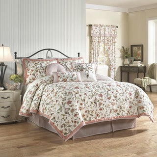 Waverly Retweet 3-Piece Reversible Cotton Quilt Collection