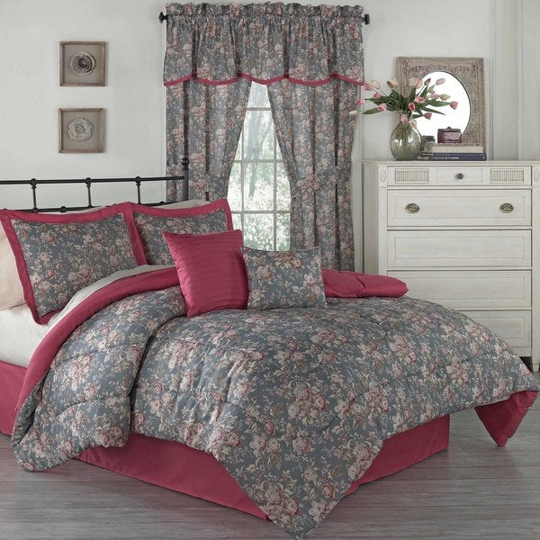 Traditions by Waverly Forever Yours 6-Piece Comforter Collection