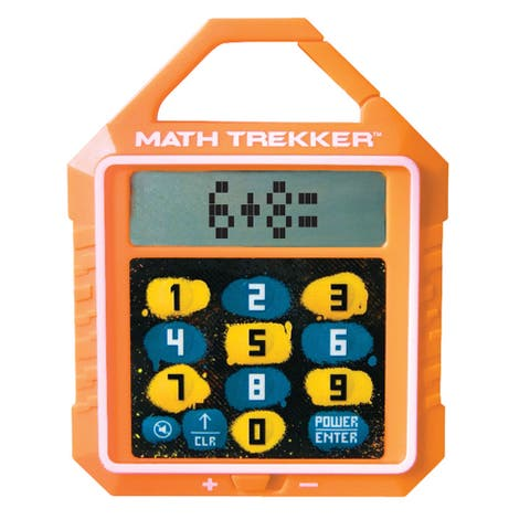 Educational Insights Math Trekker Addition/Subtraction