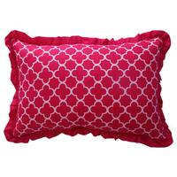 Waverly Kids Reverie Quatrefoil Decorative Accessory Throw Pillow