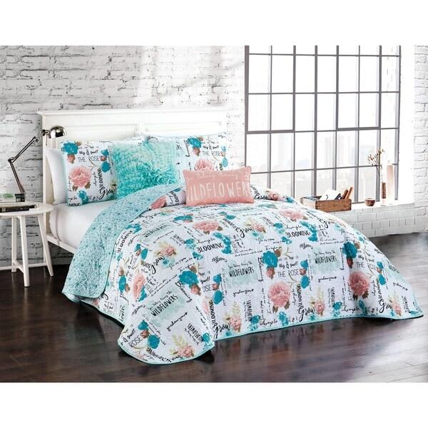 Avondale Manor Flora 5-piece Quilt Set
