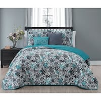 Avondale Manor Samina 5-piece Quilt Set