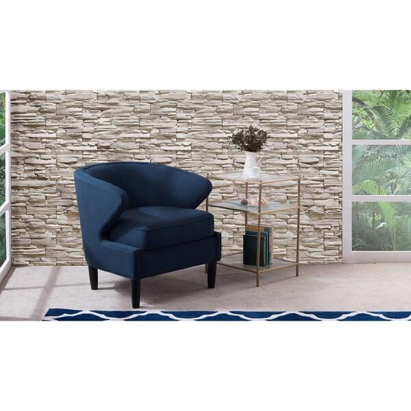Shop Jennifer Taylor Sophia Accent Chair 29 5 Quot Lx30 Wx30