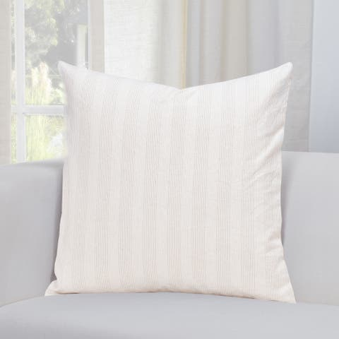 SIScovers Homestead Barley Cotton Blend Accent Throw Pillow
